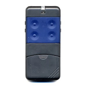 Telecommande cardin s438 tx4 trq438400 for Bip garage cardin